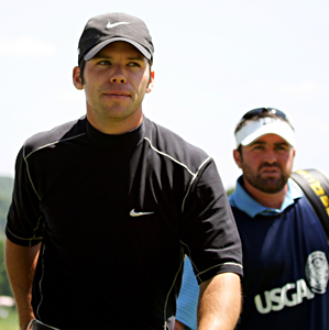Paul Casey will end 2007 ranked No. 21 in the world.