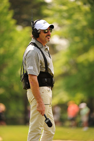 David Feherty's new show on Golf Channel premiers Tuesday at 9 p.m.