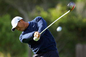 Tiger Woods tied for fourth at the Masters, but he has not finished in the top 10 since.