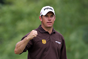 Lee Westwood shot a 65 on Saturday, which is tied for the lowest score of the week.