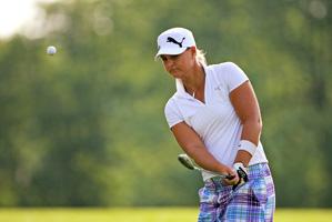 Anna Nordqvist has two top 10s this season.