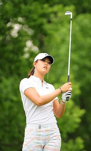Wie finished second in the U.S. Women's Open qualifier.