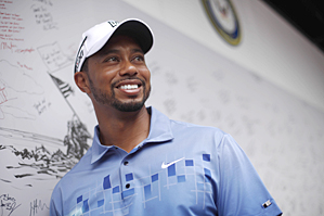 Tiger Woods is planning to play on Aug. 31 in a mixed-team charity event, the Notah Begay III Foundation Challenge.