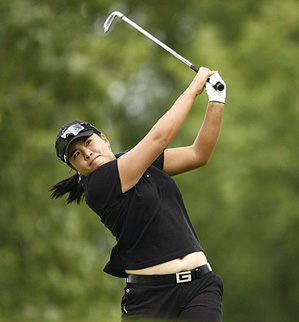 Park, 19, is the 16th player to make the U.S. Open her first LPGA win.