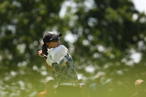 Se Ri Pak has yet to make a bogey through two rounds.
