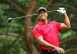 Tiger Woods tied for 19th at the Memorial, his final event before the U.S. Open.