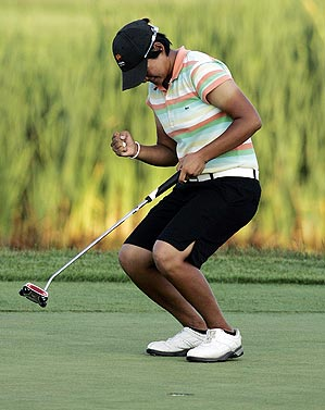 Yani Tseng is the youngest winner of the LPGA Championship.