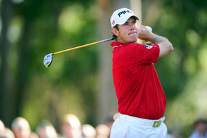 Lee Westwood is ranked No. 3 in the world.