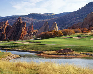 The spectacular Arrowhead Golf Club is a bargain after 3 p.m.