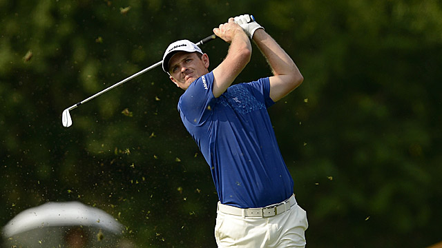 Rose's 68 gave him a share of the lead with Sergio Garcia.