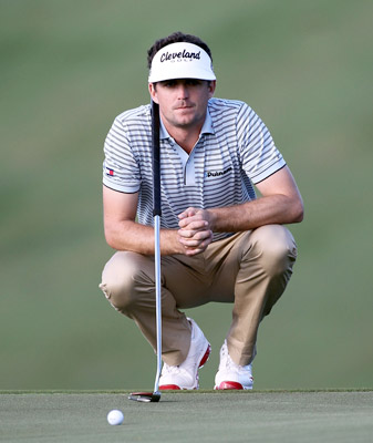 Keegan Bradley will be wearing Tommy Hilfiger clothing and Oakley golf shoes on Tour this year.