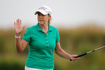 Cristie Kerr is a two-time champion at Kingsmill.