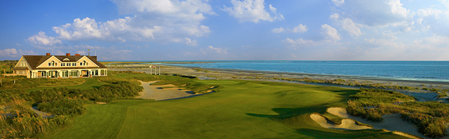 Make sure to allow extra time to get to the Ocean Course at Kiawah Island Resort.