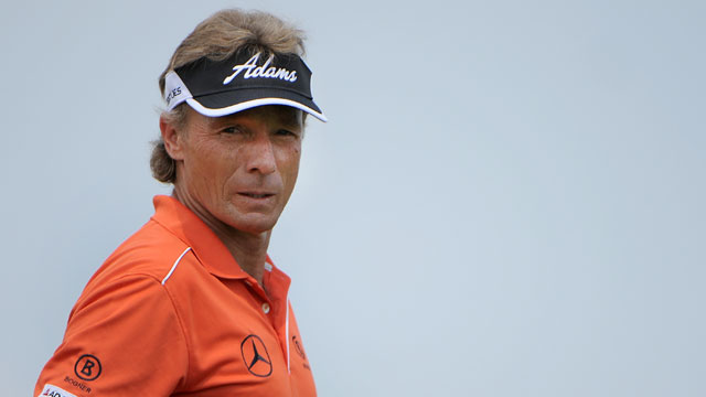 Bernhard Langer would be the oldest Ryder Cup player in history at age 57.