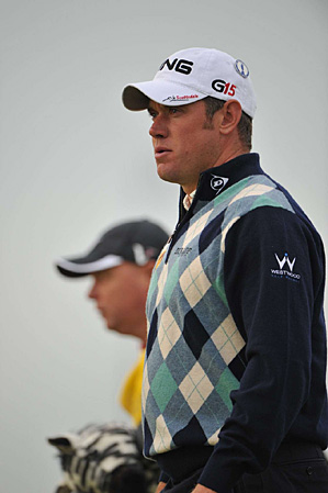 Westwood missed the cut at four over par, just eight shots off the lead.