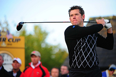 Lee Westwood looked to many like the best player in the world during last week's Ryder Cup.