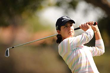 Lorena Ochoa at this year's LPGA Kia Classic in Carlsbad, Calif.