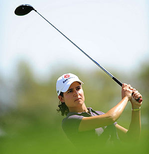 Ochoa has one win so far this season, at the Honda LPGA Thailand.