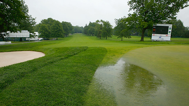 The LPGA Championship is the LPGA Tour's second major of the year.