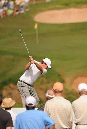Lucas Glover won the U.S. Open in 2009.