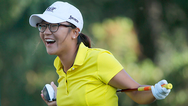 Lydia Ko already has four professional victories under her belt.