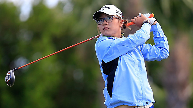 Ko fired an opening-round five-under 68.