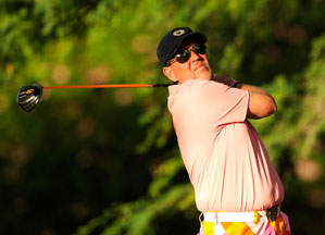 According to his PGA Tour file, John Daly has been fined more than $100,000 in his career.