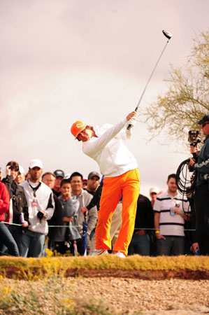On Sunday, Rickie Fowler recorded his second top-five finish of the season.