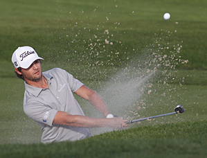 Kyle Stanley made six birdies and two bogeys on Friday.