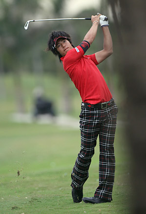 Ryo Ishikawa, 19, has won nine times in Japan.