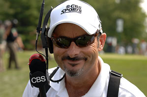 David Feherty said he'll be ready for the Masters.