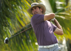 Alvaro Quiros has created buzz on the Tour with his massive tee shots.