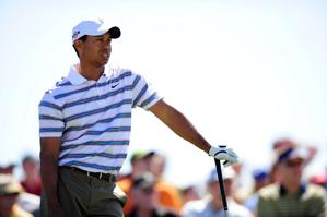 It's still unclear when Tiger Woods will return.