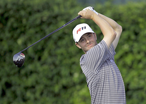 Spencer Levin made six birdies and no bogeys on Thursday.