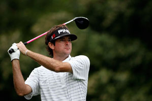 Bubba Watson has two top-3 finishes this season.