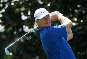 Ernie Els does not have a top 10 in 13 starts this year.