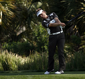 Bernhard Langer opened with a 67.