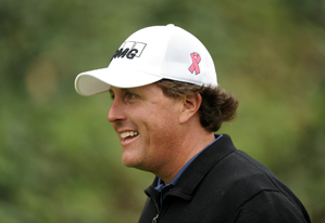 Phil Mickelson was diagnosed with psoriatic arthritis last year.