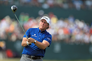 Phil Mickelson only has two top 10s this season.
