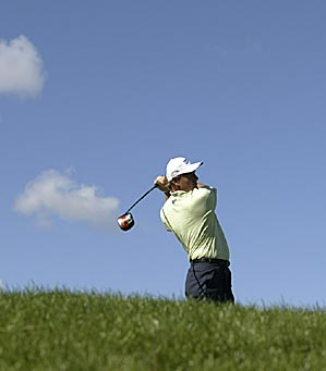 """""""That's as good as I probably could have played in the final round,"""" Els said. """"So it was very satisfying."""""""