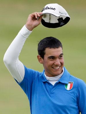 Matteo Manassero won the 2009 British Amateur.