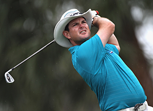 Rory Sabbatini won the Honda Classic earlier this year.