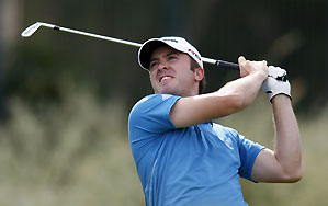 Martin Laird shot a three-under 68 on Sunday.