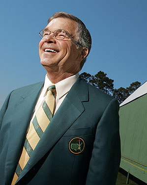 Payne is the first club chairman who didn't know Bobby Jones or Clifford Roberts personally.