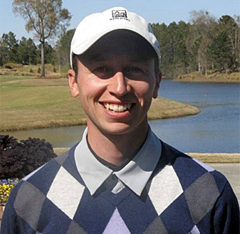 Local assistant pro Matt Bova qualified for this week's RBC Heritage Open.
