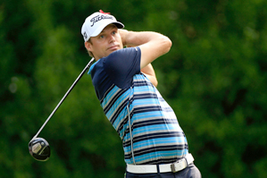 Nick Watney made an eagle, nine birdies and a double bogey on Thursday.