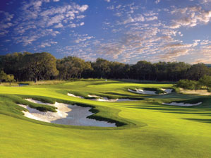 At 7,500 yards with crowned greens, TPC San Antonio will be tough.
