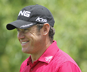 Lee Westwood was made an Officer of the Order of the British Empire.