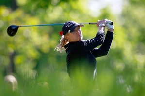 Cristie Kerr faces Angela Stanford in the semifinals.