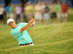 Jordan Spieth won the U.S. Junior Amateur last year.